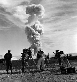 Atomic bomb cameramen