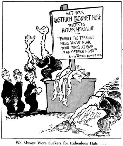 Dr. Seuss WWII cartoon I got it here: http://libraries.ucsd.edu/speccoll/dswenttowar/#ark:bb26288266