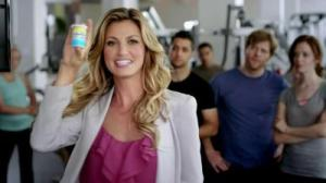 Erin Andrews is sold on probiotics.  Are you?
